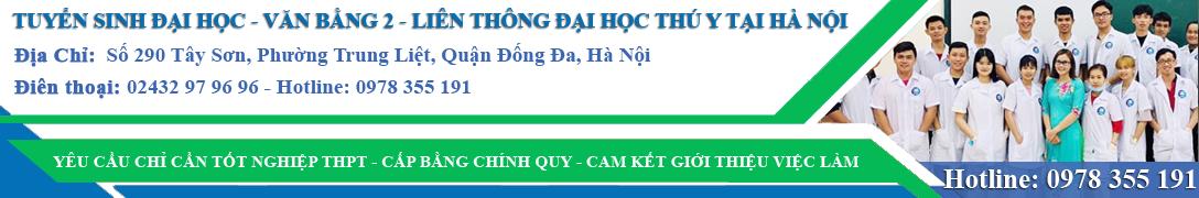 Đại Học Thú Y Hà Nội
